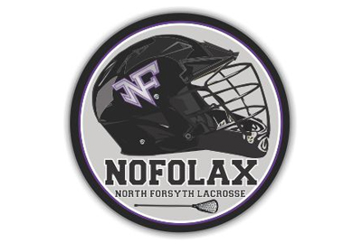 Custom car magnets for Lacrosse Teams