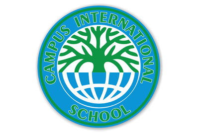 Campus International School Car Magnet