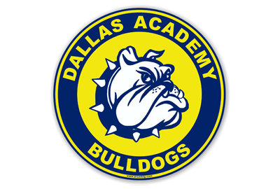 Dallas Academy Car Magnet