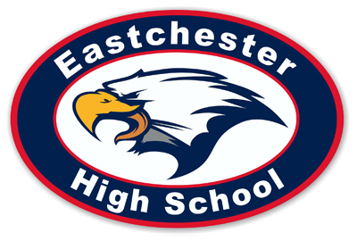 Eastchester High School Car Magnet