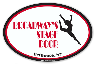 Broadway's Stage Door