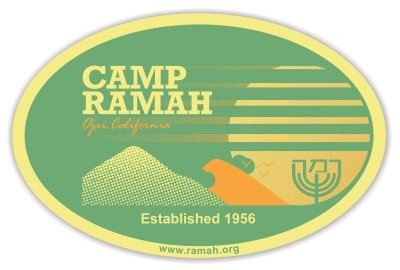 Day Camp car magnets