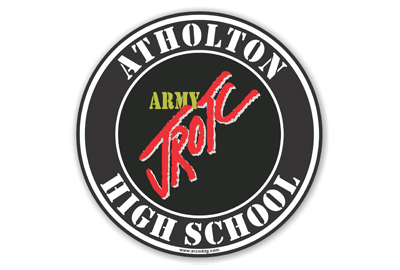 Atholton High School JROTC Car Magnet