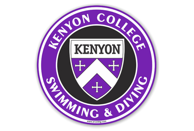Kenyon College Car Magnet