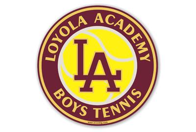 Loyola Academy Car Magnet