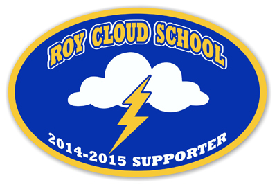 Roy Cloud School Car Magnet