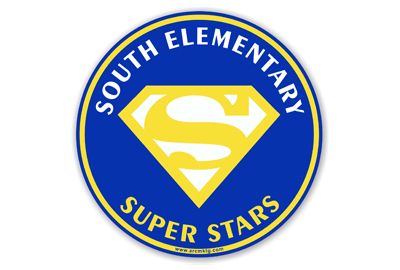 South Elementary School Car Magnet