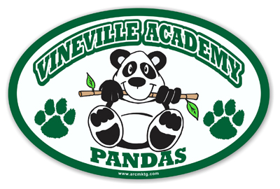 Vineville Academy Car Magnet
