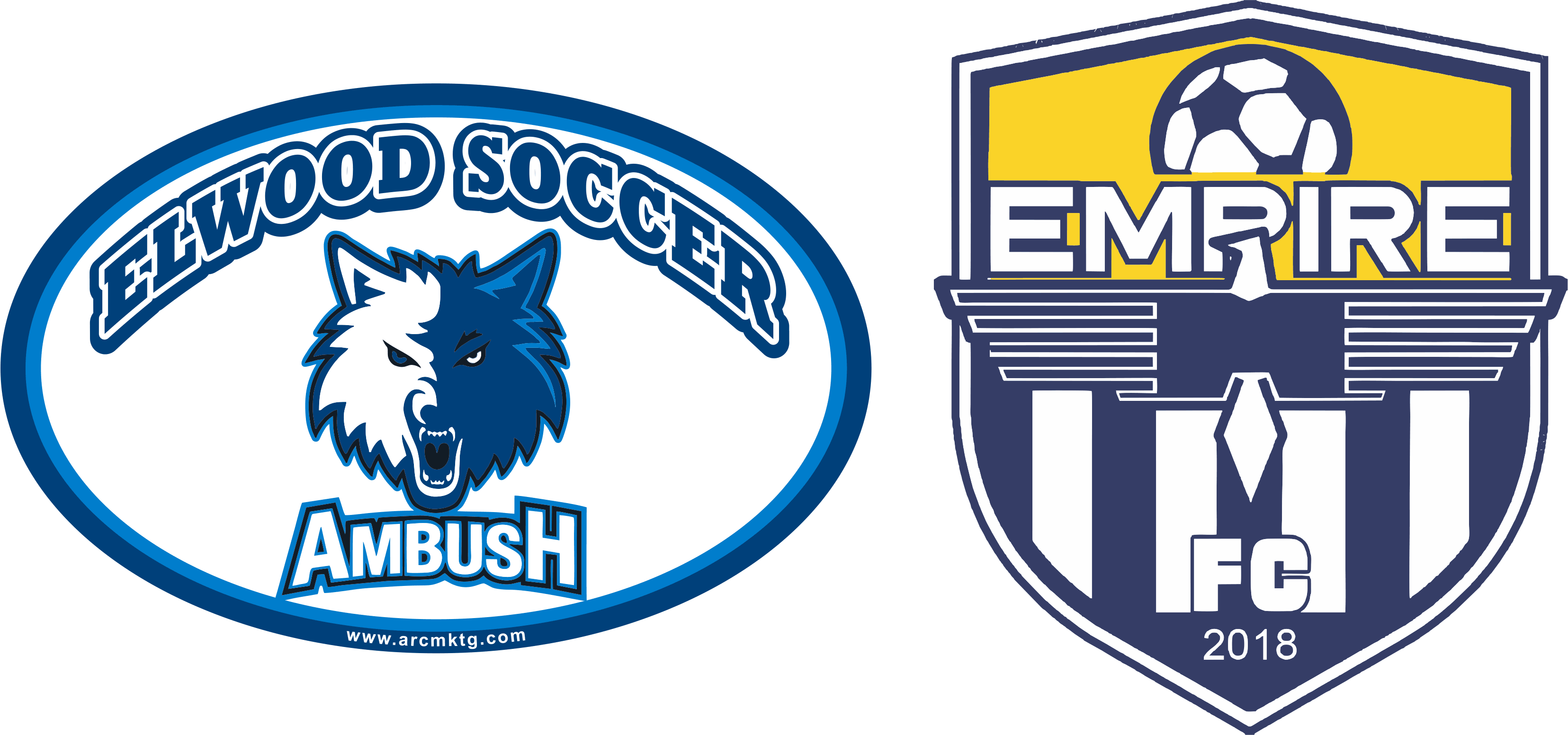 Fundraising Soccer League car magnets